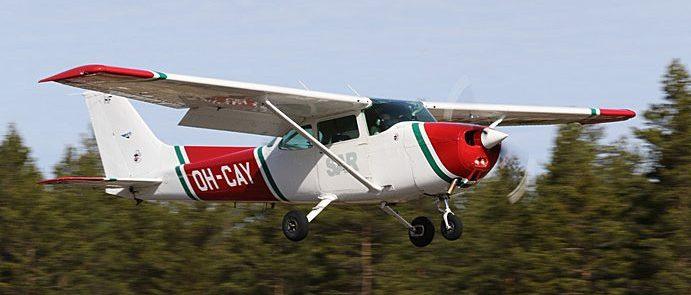 Cessna 172 P Skyhawk II OH-CAY
